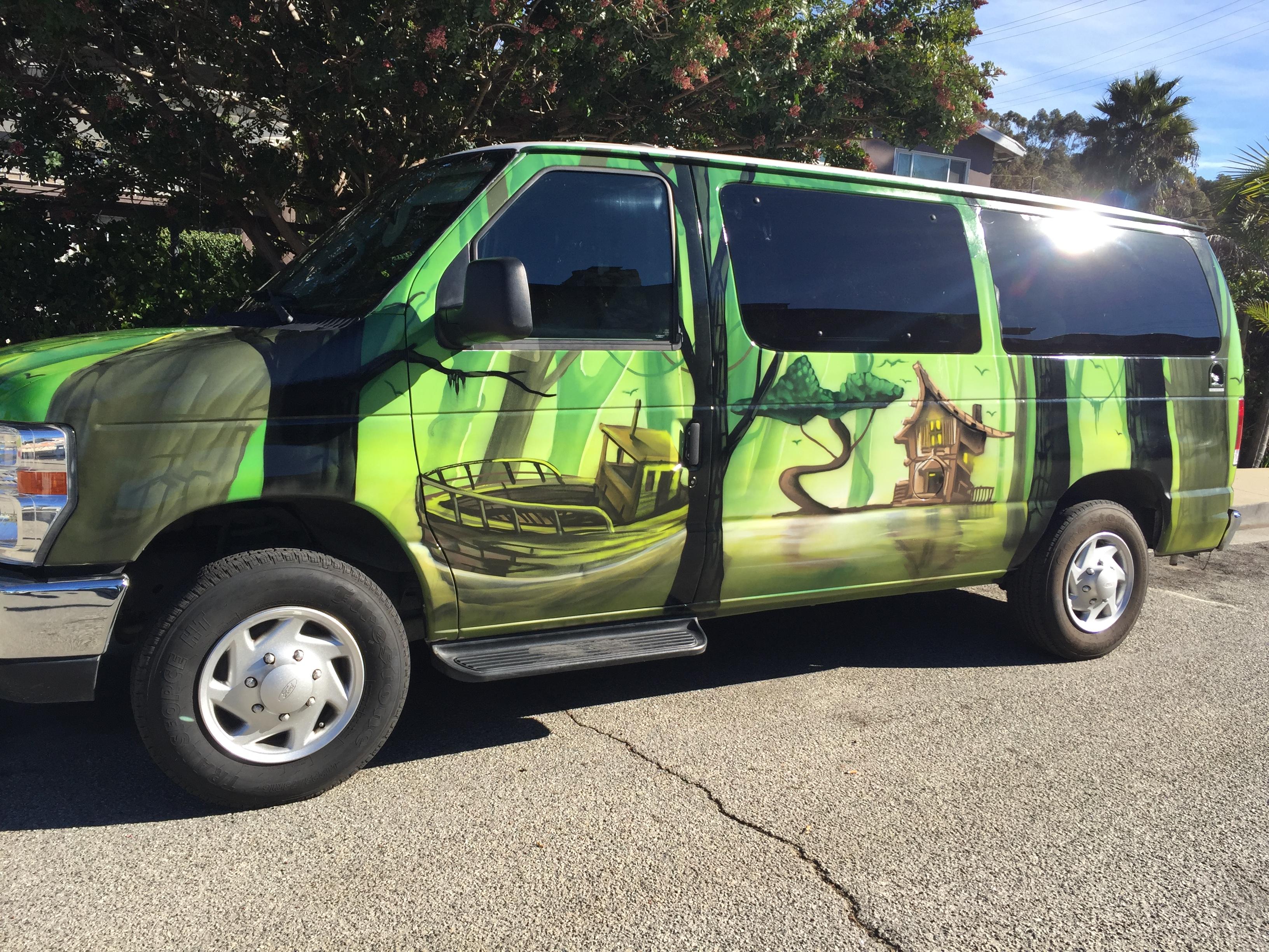 Escape Campervans - An RV Rental Alternative   Invisible in